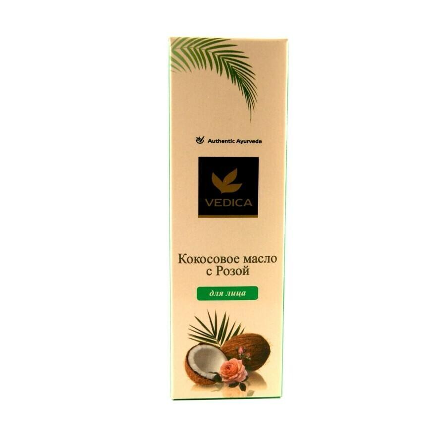 Кокосовое масло для лицаы